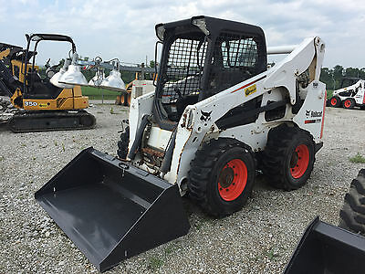 Bobcat S750 Skid Steer. Off lease. Ready to work.