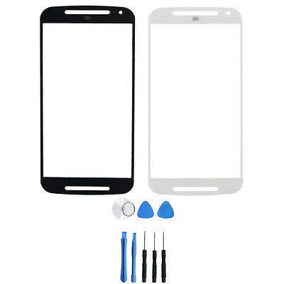 Front Outer Glass of Touch Screen Part Replacement For Motorola G2 XT1063 XT1068