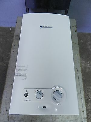 JUNKERS JETATHERMCOMPACT WR 11-2 G23 S7695 Gas-Durchlauferhitzer Boiler Bj.2014