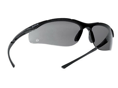 Bolle Safety CONTOUR Safety Glasses - Smoke