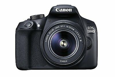 CANON EOS 1300D Camera KIT W/ EF-S 18-55mm f/3.5-5.6 III LENS