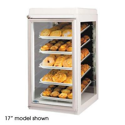 "Federal - CK-15 - 51"" Countertop Non-Refrigerated 1/2 Pan Display Case"