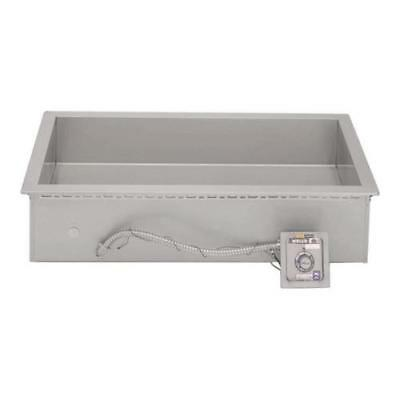 """Wells - HT400AF - Built-In Bain Marie Warmer w/ Auto Fill & 53 3/4"""" Opening"""