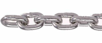 Stainless Steel Chain Medium Link A4 (316) M6 (Tub Of 25M)