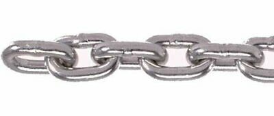Stainless Steel Chain Medium Link A4 (316) M8 (Tub Of 25M)