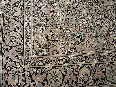 1920s WHITTALL ANGLO PERSIAN WOOL RUG 9X12  PATTERN #325 COLOR #55 ANTIQUE