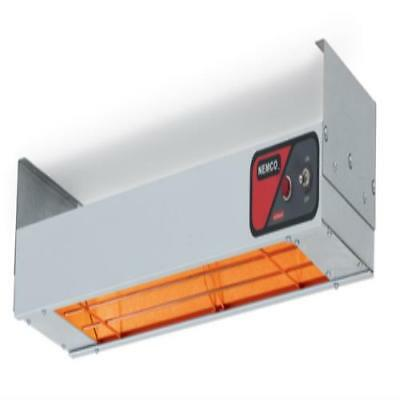 Nemco - 6151-72 - 72 in Bar Heater Food Warmer with Infinite Control