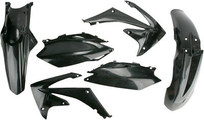 Acerbis Plastic Kit For Honda CRF250R CRF450R 2009-2010 Black 2141860001