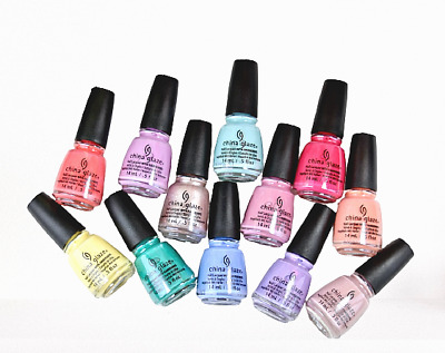China Glaze Nail Lacquer ~ Choose Any Color! ~ 0.5oz/15mL ~ Series 3