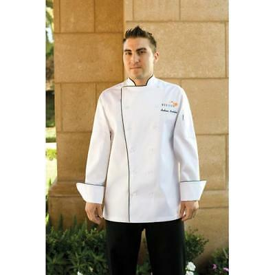 Chef Works Sicily Chef Coat Jacket - White - All Sizes