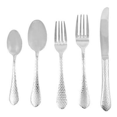 Walco - 63B05 - Ironstone 5 Piece Place Setting