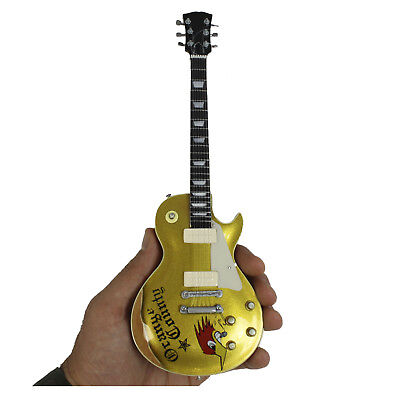 Mike Ness Social Distortion Mini Guitar Model Collectible Social Distortion Gift