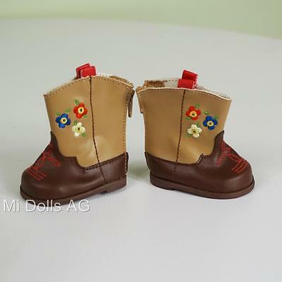 American Girl MOLLY  Dude Ranch Boots