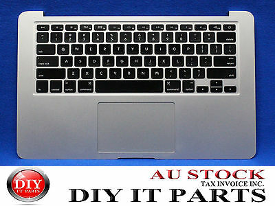 "Apple Macbook Air 13"" A1466  2012 Palmrest Top case keyboard +Trackpad +Speakers"