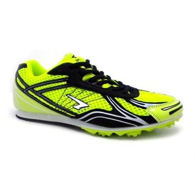 SFIDA DASH LIME - RACING SPIKES Track Field [Size : US8]