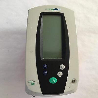Welch Allyn 420 Spot Vital Signs Monitor w/ SureTemp and SpO2 ~ Partially Tested