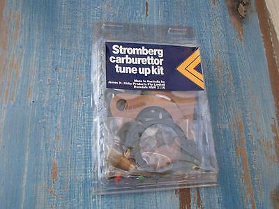 Stromberg Carburettor Tune Up Kit Suit Holden Red 6 Eh Hd Hr Hk Ht Hg Hq New