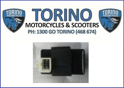 Torino Famosa Blinker Flasher Relay - OEM Spare Parts.