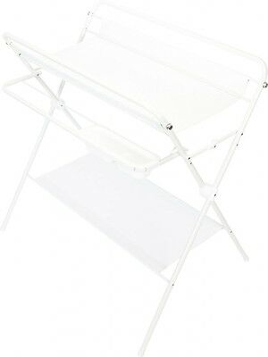Infa Secure Deluxe Folding Change Table - White