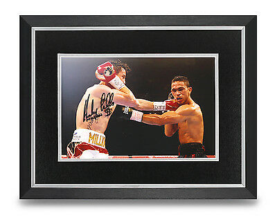 Anthony Crolla Signed 16x12 Framed Photo Display Boxing Autograph Memorabilia