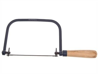 Faithfull Coping Saw 165mm (6.1/2in) 14tpi