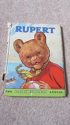 Rupert - the daily express annual 1959. Published by Beaverbrooks Newspapers