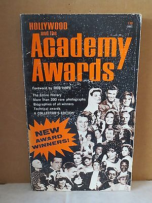 HOLLYWOOD AND THE ACADEMY AWARDS Paperback Book (1969)