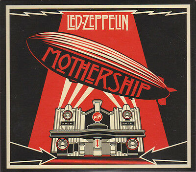 Led Zeppelin - Mothership [Remastered] (2015)  2CD  NEW/SEALED  SPEEDYPOST