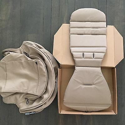 BABYZEN YOYO+ 6+ Color Pack Taupe BZ10104-06 Canopy and Seat Pad