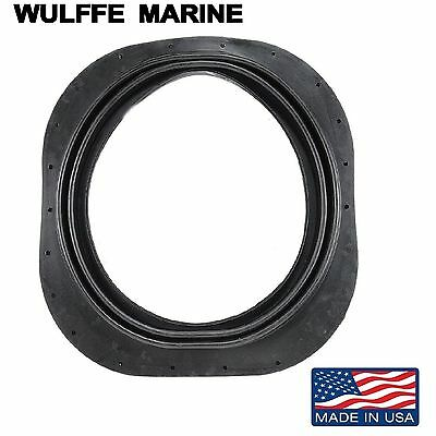 Transom Seal Boot For OMC Stringer Drive 1978-1986 22 Hole Rplcs 18-2768 909527