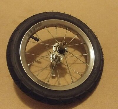 Baby Trend Jogger Front Wheel Replacement 12 1/2 inch - Fork available if needed