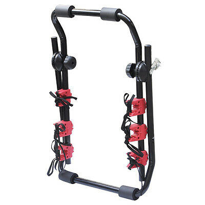 SY 3 Bicycle Car Cycle Carrier Car Rack Bike Cycle Universal Car Rear Mount
