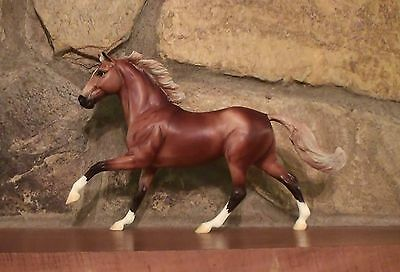 Breyer - 2012 - Breyerfest - Stoneleigh - 450 Made - Mint - Chestnut