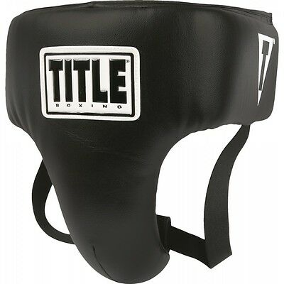 TITLE Boxing Deluxe Groin Protector Plus