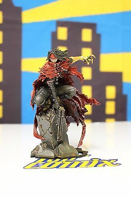 Final Fantasy Vii Vincent Static Arts Gallery Statue Authentic Fast U.s Shipping