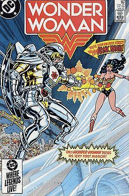 Wonder Woman (Vol 1) # 324 (VryFn Minus-) (VFN-) DC Comics AMERICAN