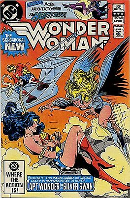 Wonder Woman (Vol 1) # 290 (VFN+) (VyFne Plus+) DC Comics ORIG US