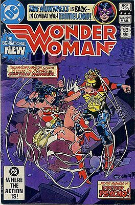 Wonder Woman (Vol 1) # 289 (NrMnt Minus-) (NM-) DC Comics AMERICAN