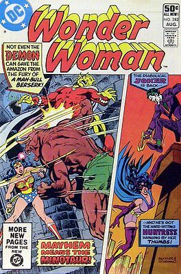 Wonder Woman (Vol 1) # 282 (NrMnt Minus-) (NM-) DC Comics AMERICAN
