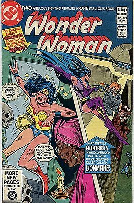 Wonder Woman (Vol 1) # 279 Fine (FN) Price VARIANT DC Comics BRONZE AGE