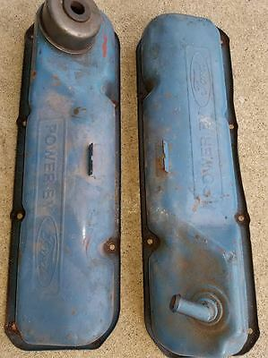 1970 mustang 351 cleveland valve covers