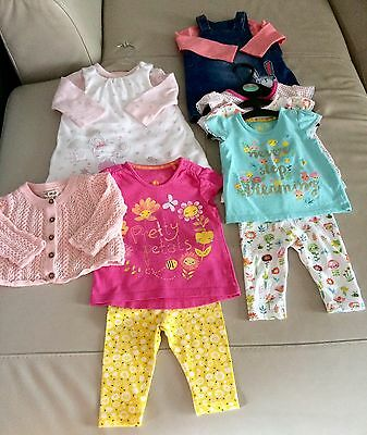 Baby Girl Clothes Bundle 3-6 Months, Next, TU, Mothercare
