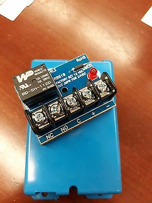 (4) Altronix RB5 12vdc dpdt Relay Board 10 amp contacts