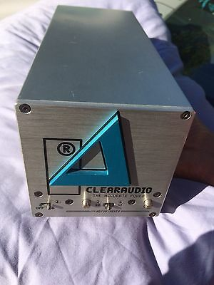 Clearaudio - the Accurate power Generator