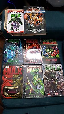 The Incredible Hulk Comic LOT with EXTRA VF/NM MARVEL COMICS