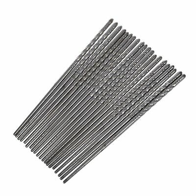 SY Stainless Steel Chopsticks Tableware 10 Pairs Silver Tone