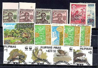 Philippines Boy Scout collection mint and used WS4984