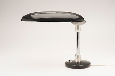 German Modernist Bauhaus Style Desk Lamp, 1938