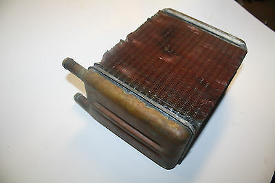 VOLVO 122 AMAZON & 123GT factory heater core. Fits all years