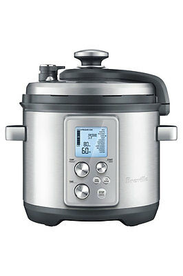 NEW Breville BPR700BSS The Fast Slow Pro Cooker